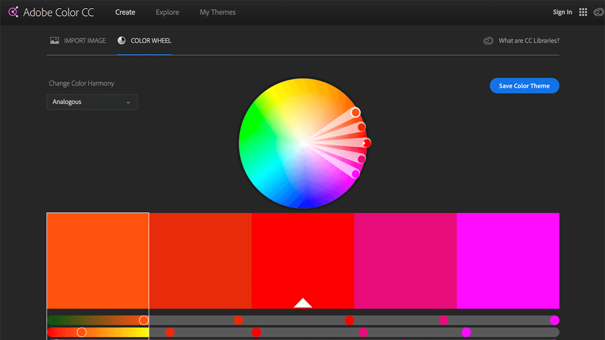 Adobe Color CC | UXPRO