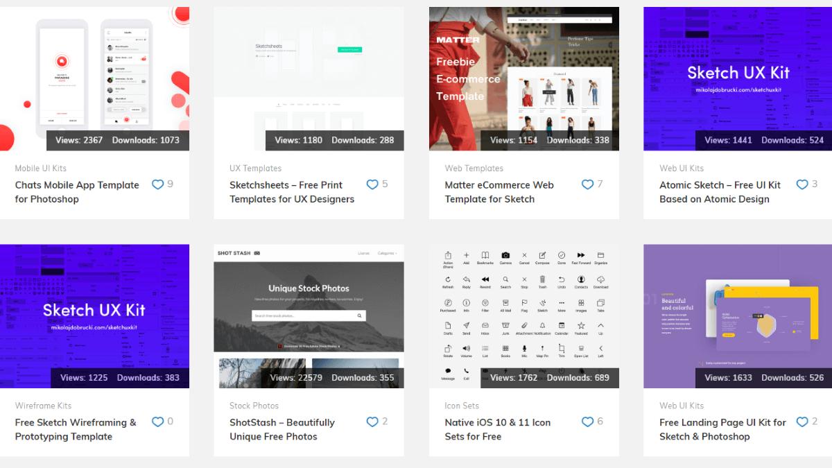 UI Kits | UXPRO